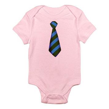 CafePress Baby Silly Tie Infant Bodysuit