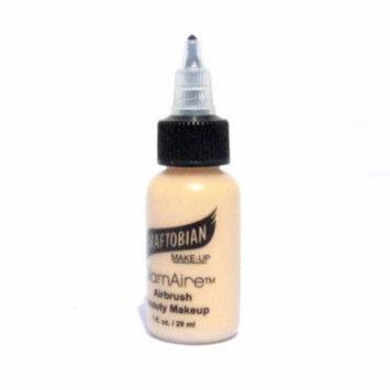 Graftobian GlamAire AirBrush Makeup 1oz, Nymph (C)
