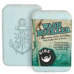 Gibs Washbuckler Soap Bar 6 oz