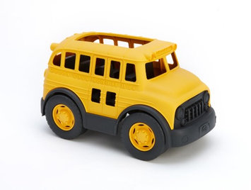 Green Toys Inc Green Toys 1203538 School Bus Yellow