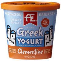 Anderson Erickson Dairy AE CLEMENTINE GREEK YOGURT
