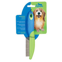 Pet Pals US343 15 UGroom Handled Comb Combo