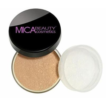 MicaBeauty Mineral Foundation 3, Toffee, 9 Gram