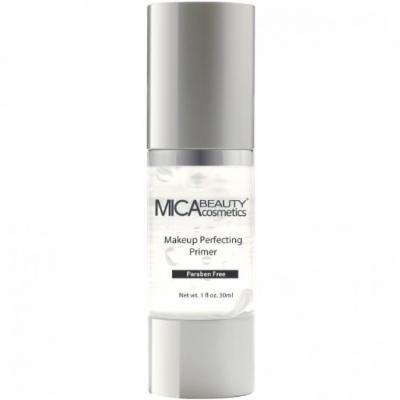 MicaBeauty Perfecting Makeup Primer, 1 Fluid Ounce