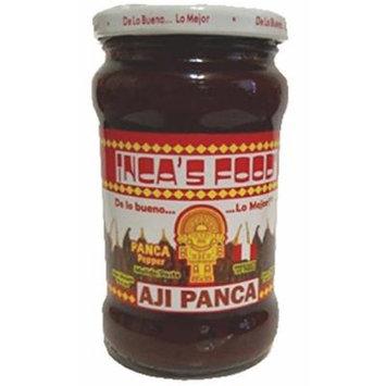 Inca's Food Aji Panca Paste - 10.5 Oz
