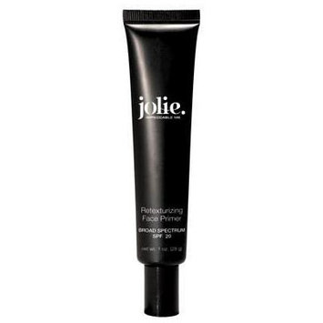 Jolie Cosmetics Retexturizing Foundation Face Makeup Primer SPF 20 - Full Size