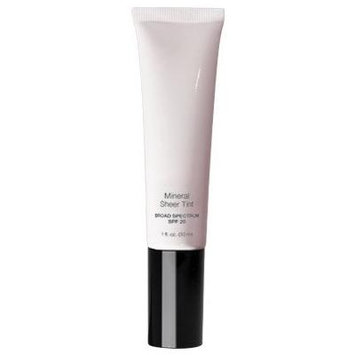 Jolie Mineral Sheer Tint SPF 20 Tinted Moisturizer (Cameo Glow)
