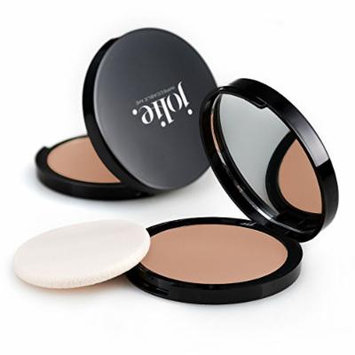 Jolie Dual Activ Pressed Powder Foundation (Deep Beige)