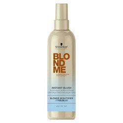 Schwarzkopf BlondMe Instant Blush Blonde Beautifier Steel Blue