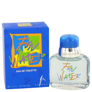 De Ruy Perfumes 464493 Fun Water by De Ruy Perfumes Eau De Toilette unisex 1.7 oz