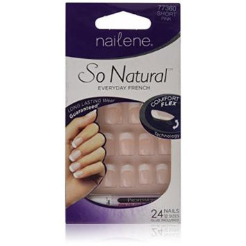 Nailene Real French Complete Nail Kit 77360