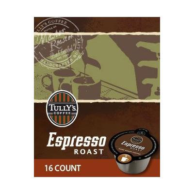 ESPRESSO ROAST VUE PACK COFFEE 64 COUNT