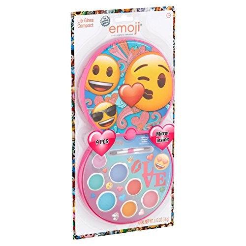 Emoji Lip Gloss Compact