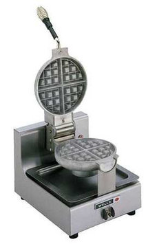 WELLS MANUFACTURING BWB-1 Belgian Waffle Baker, Single,900 Watt
