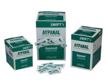 Honeywell 2 Pack Aypanal Pain Reliever Containing 325Mg Acetaminophen. (3 Boxes)