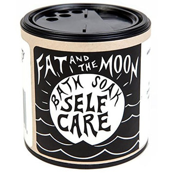 Fat and The Moon - All Natural/Organic Self Care Bath Soak (6 oz)