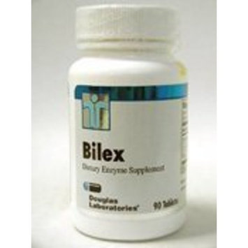 Douglas Laboratories® - Bilex - Ox Bile Extract with Pancreatin for Support of Fat Digestion* - 90 Tablets [Standard Packaging]