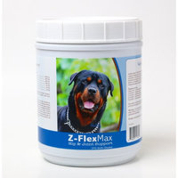 Healthy Breeds Pet Supplements Rottweiler Z-Flex Max Hip and Joint Soft Chews (170-Count)