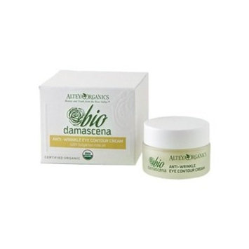 Organic Bio Damascena Anti-Wrinkle Eye Contour Cream