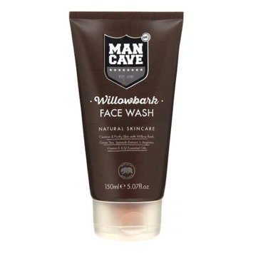 ManCave - Natural Face Wash, Deeply Cleans your Skin, 4.2 oz