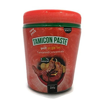 Tamicon Tamarind Paste 100% Natural 14 oz - 4Pack