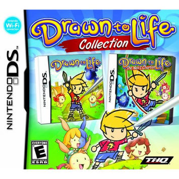 Thq, Inc. Drawn To Life Collection For Nintendo Ds