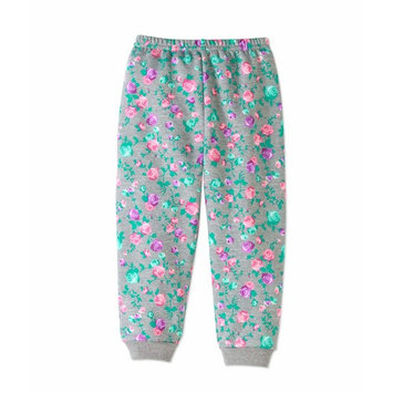 Baby Toddler Girls' Print Fleece Sweatpants