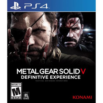 Kojima Productions Metal Gear Solid V: The Definitive Experience - Pre-Owned (PS4)