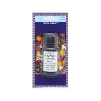 Crafty Bubbles Essential Oil Blend .5oz Happiness