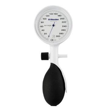 Riester 1375-150 E-mega Aneroid Sphygmomanometer Black
