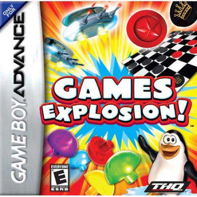 Thq, Inc. Games Explosion