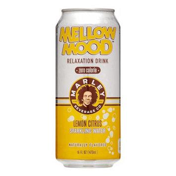 Marley's Mellow Mood Marley Beverage Co. Mellow Mood Sparkling Water, Lemon Citrus, 16 Fl Oz