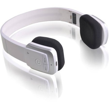 Azeca NFC Stereo Bluetooth Headphones - White