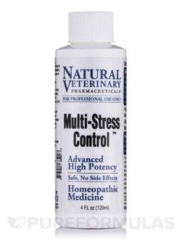 Natural Veterinary Pharmaceuticals Multi-Stress Control 4 oz