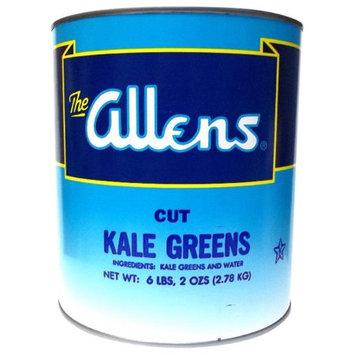 Sager Creek Vegetable Company Allens Kale Greens 98oz