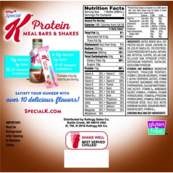 Kellogg's Special K Milk Chocolate Protein Shake 10 fl oz, 12 pack (3-4 pack)