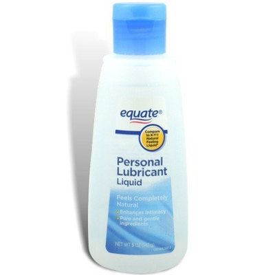 Equate - Personal Lubricant Liquid, 5 Oz (Compare to K-Y Natural Feeling Liquid)