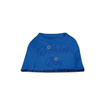 Ahi Birthday Boy Rhinestone Shirts Blue XL (16)