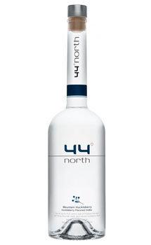 44 Degree North Huckleberry Idaho Flavored Vodka