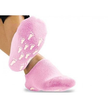 La Casa Pink Scented Gel Moisturizing Footsies Helps To Moisturize And Soften Your Feet