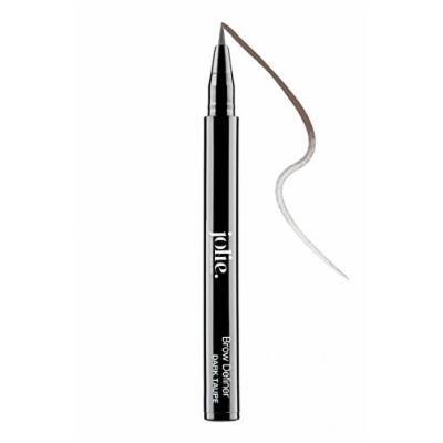 Jolie Cosmetics Simply Beautiful Superwear Eye Brow Definer Pen ~ Dark Taupe 002
