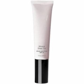 Mineral Sheer Tint Foundation Spf 20, New Makeup Tinted Moisturizer (Natural Glow) - 1 fl oz