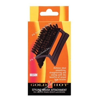 BELSON GOLD N HOT-ATTACHMENT-STYLING BRUSH (#GH1652) FOR GH2275 & GH3202