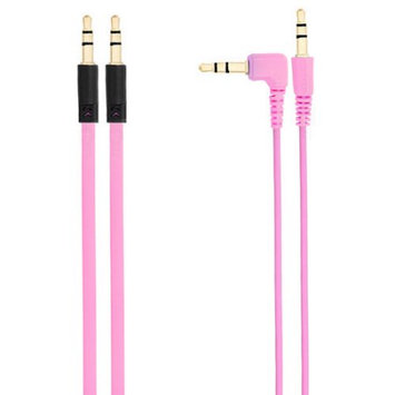 Chromo Inc. Chromo Inc 2 Pack Aux 3.5mm - 3.5mm Translucent Auxiliary Music Cables