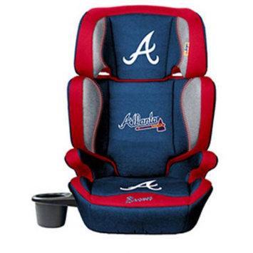 Lil Fan MLB Licensed 2-in-1 High Back Booster Seat