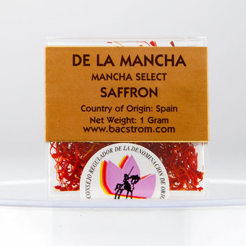 Not Specified Mancha Select Spanish Saffron