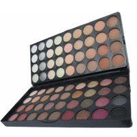 ML Collection NEW!!! 72 Color Neutral Nude Warm Eye Shadow Palette, more variety of colors.