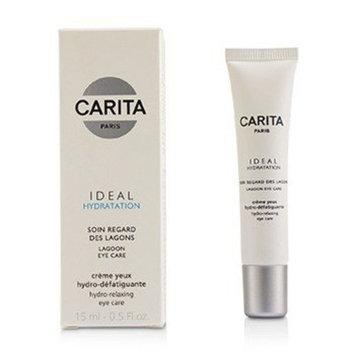 Carita Ideal Hydratation Lagoon Eye Care Skincare, 0.5 Ounce