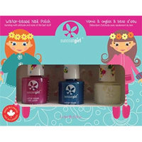 Suncoat Girl - Mermaid Princess Nail Trio Kit with Decals