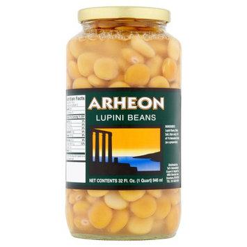 Tut's International Export & Import Co Arheon Lupini Beans, 32 fl oz